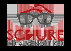 Augenoptik Schure – Ihr Optiker am Scharn in Minden Logo